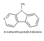 9-methyl-β-carboline 250mg | #073a